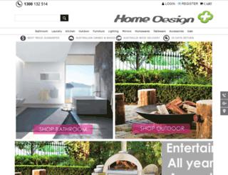 homedesignplus.com.au screenshot