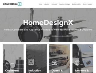 homedesignx.com screenshot
