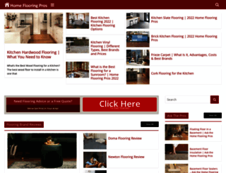 homeflooringpros.com screenshot