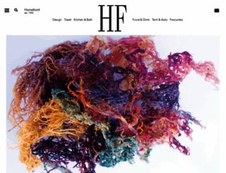 homefrontmagazine.ca screenshot