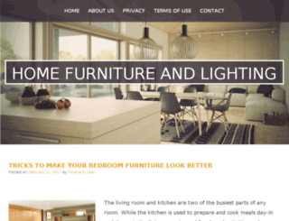 homefurnitureandlighting.com screenshot