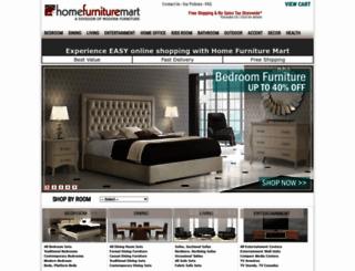 homefurnituremart.com screenshot