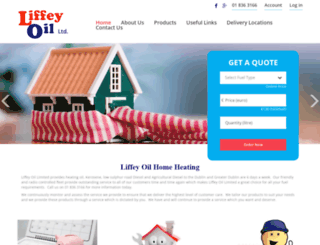 homeheatingoildublin.com screenshot
