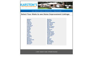 homeimprovementconnect.com screenshot