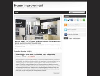 homeimprovment1.blogspot.com screenshot