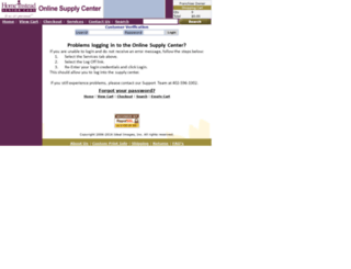 homeinstead.ideal-stores.com screenshot