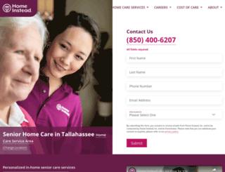 homeinsteadtally.com screenshot
