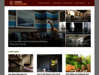 homeinteriorszone.com screenshot