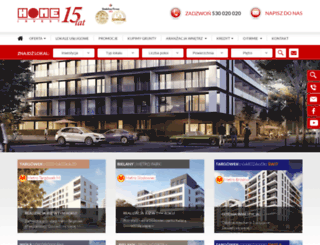 homeinvest.pl screenshot