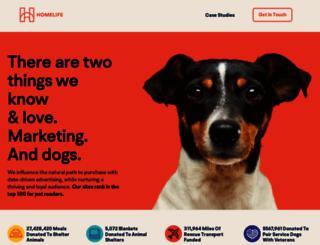 homelifemedia.com screenshot