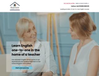 homelingua.com screenshot