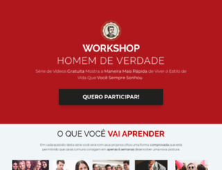 homemdeverdade.com screenshot
