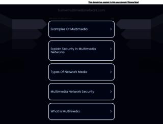 homemultimedianetwork.com screenshot