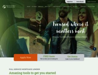 homeowners.mwfinc.com screenshot