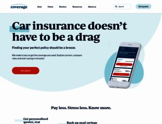 homeownersinsurance.com screenshot