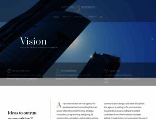 homepage-designer.com screenshot