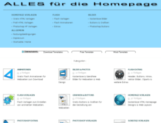 homepage-grafiken.de screenshot
