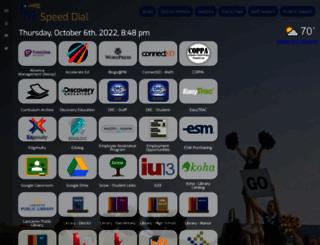 homepage.pennmanor.net screenshot