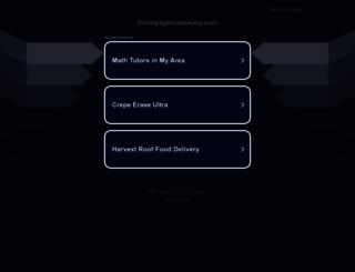 homepagemadeeasy.com screenshot