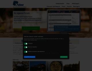 homepagemodules.de screenshot