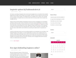 homepageteller.nl screenshot