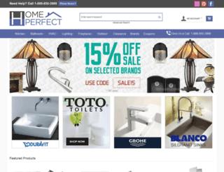 homeperfect.com screenshot