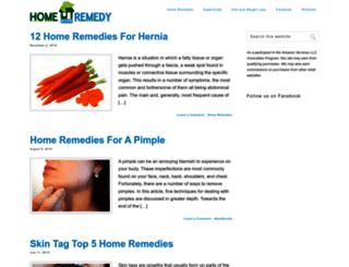 homeremedybook.com screenshot