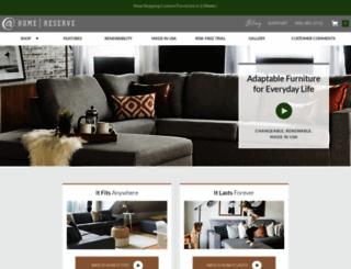 homereserve.com screenshot