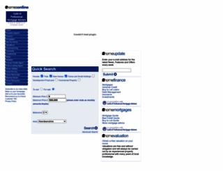 homes-on-line.com screenshot