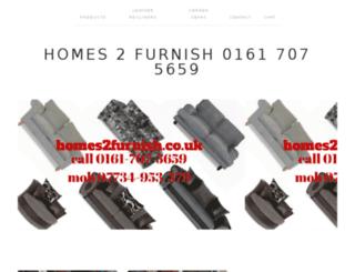 homes2furnish.co.uk screenshot