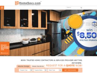 homesavv.com screenshot