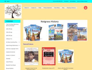 homeschooldiscountproducts.com screenshot