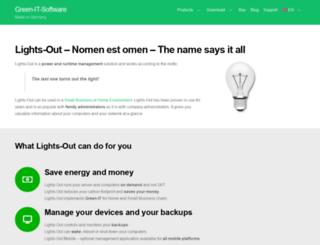 homeserversoftware.com screenshot