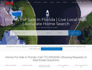 homesforsaleinc.com screenshot