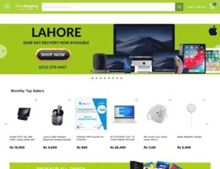 homeshopping.com.pk screenshot