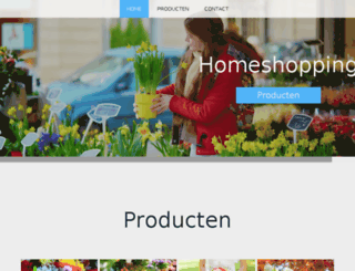 homeshopping.nl screenshot