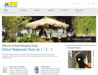 homeshoppinggroup.com screenshot