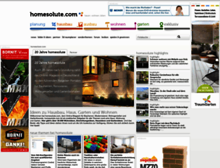 homesolute.com screenshot