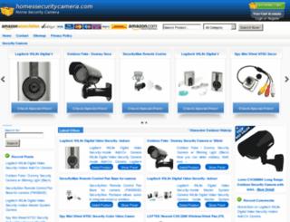 homessecuritycamera.com screenshot