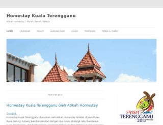 homestay-kuala-terengganu.com screenshot