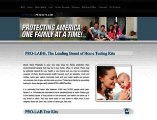 homestoreproducts.com screenshot