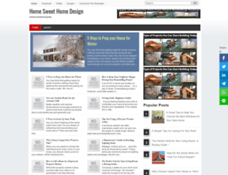 homesweethome-design.blogspot.co.id screenshot