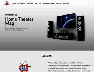 hometheatermag.com screenshot