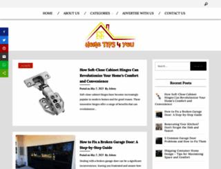 hometips4u.com screenshot
