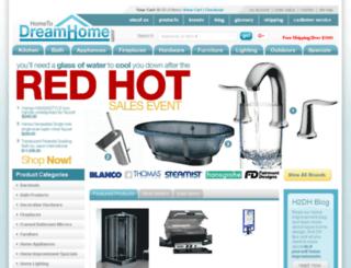 hometodreamhome.com screenshot