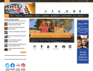 hometownstation.com screenshot