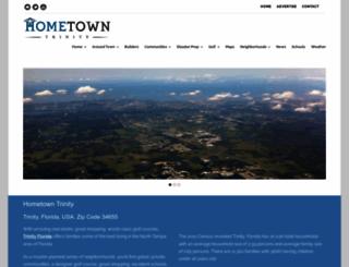 hometowntrinity.com screenshot
