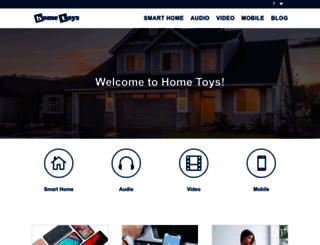 hometoys.com screenshot