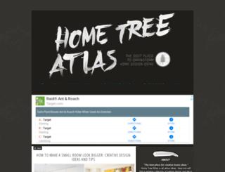 hometreeatlas.com screenshot