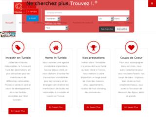 hometunisia.com screenshot